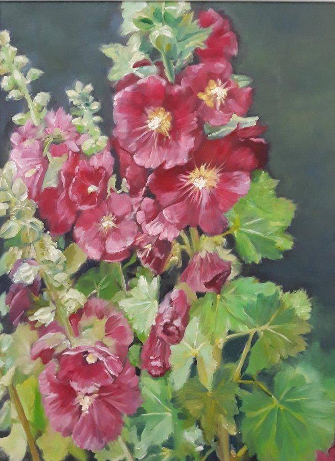 bloemen-pioenrozen-30-x-40-cm-olieverf-op-paneel